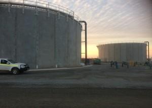 Onslow Water Tank